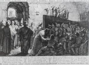 Allegoria della caverna di Platone, di Jan Saenredam